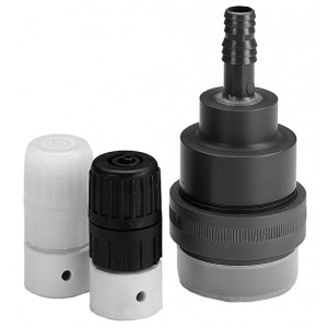 "Kit, foot valve DN8 PP/EPDM 0.375""/0.5"""